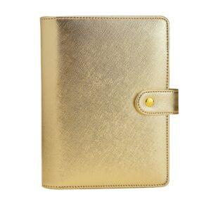 Bella A6 Planner Gold